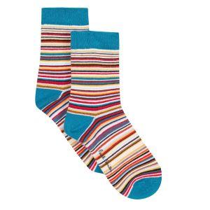 Paul Smith Junior Boy's Striped  'Rog' Socks