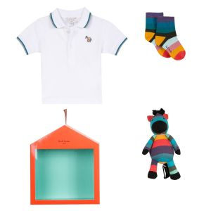 Paul Smith Junior Baby Boy's 'Ricky' Gift Set