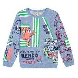 Kenzo Kids Food Fiesta Sweatshirt