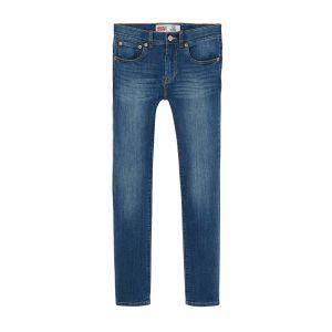 Levi's Boy's Skinny Fit Indigo 510 Jeans