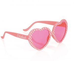 Billieblush Girls Pink Heart Sunglasses