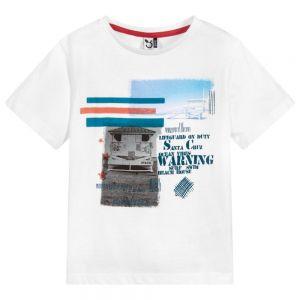 3Pommes Boys Cotton Surf T-Shirt