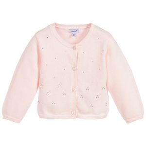 Absorba Baby Girl's Pink Cardigan