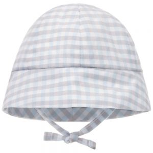 Absorba Baby Boy's Gingham Checked Hat