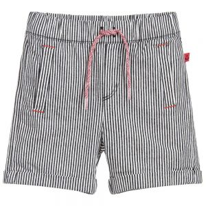 Absorba Baby Boy's Navy And White Striped Shorts
