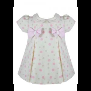 Pretty Originals Baby Girls Spot Dress