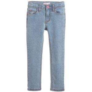 Girls Billie Blush Glitter Jeans