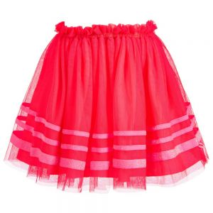 BILLIEBLUSH Girls Pink Tulle Skirt