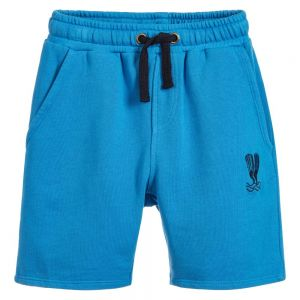 Billybandit Boy's Blue Jersey Shorts