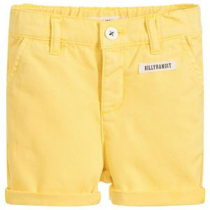 Billybandit Boy's Yellow Shorts