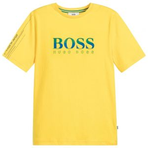 Boss Boy's Special Edition Brazil T-Shirt
