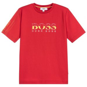 Boss Boy's Special Edition Spain T-shirt
