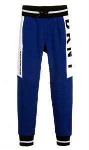 DKNY Blue & White Logo Joggers