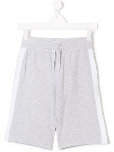 Boys DKNY Grey Jersey Shorts