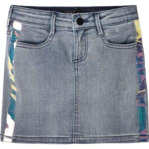 DKNY Teen Blue Denim Mini Skirt
