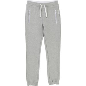 Girls Grey DKNY Joggers