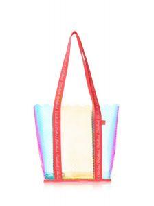 Billieblush Iridescent Tote Bag (28cm)