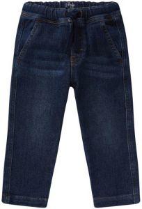 Il Gufo Boys Stretch Denim Fleece Jeans