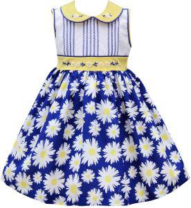 Pretty Originals Girls Daisy Dress Set