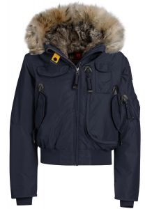 Parajumpers Girl's Navy Down Padded Gobi Jacket