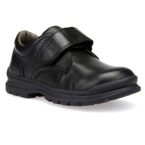Geox Boy's Black 'William' Shoe