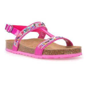 Geox Girl's Alohah Pink Sandal