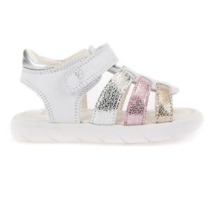 Geox Girl's Multi Coloured Sandal