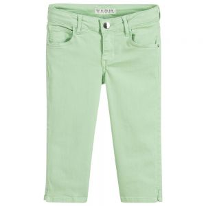 Guess Girl's Scented Capri Jeans
