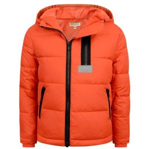 Kenzo Kids Orange Down Padded Jacket