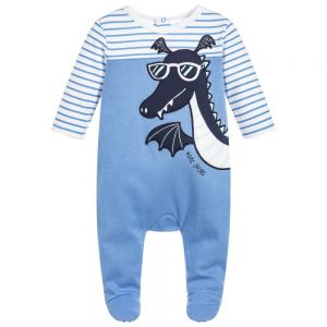 Little Marc Jacobs Boy's Blue Babygrow Gift Box
