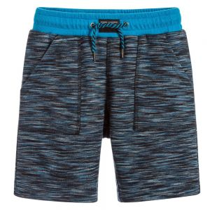 Little Marc Jacobs Boy's Blue Jersey Shorts