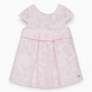 Tartine et Chocolat Baby Girl's Pale Pink Dress