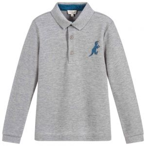 PAUL SMITH JUNIOR Boys Cotton SCOTT Polo Shirt