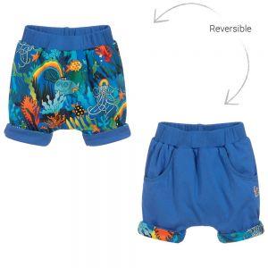 Paul Smith Junior Boys Reversible Jersey Toyo Shorts