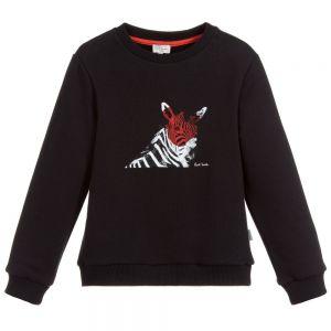 PAUL SMITH JUNIOR Boys SHADY Cotton Sweatshirt