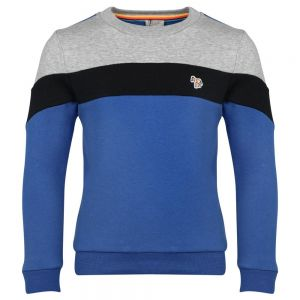 Paul Smith Junior Boys Blue Vasco Sweatshirt