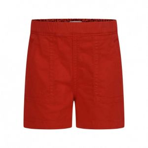Paul Smith Junior 'Rocket' Red Cotton Shorts