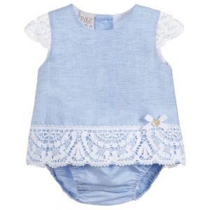 Paz Rodriguez Baby Girls 2 Piece Shorts Set