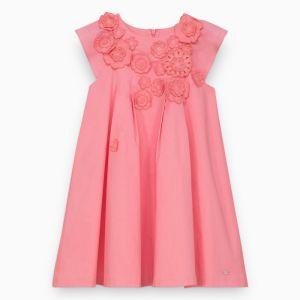 Tartine et Chocolat Girl's Blush Dress