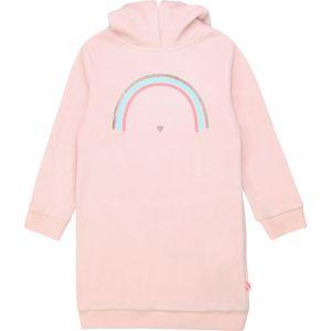 Billieblush Pink Velour Sweater Dress