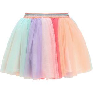 Billieblush Girls Pink & Blue Tulle Skirt