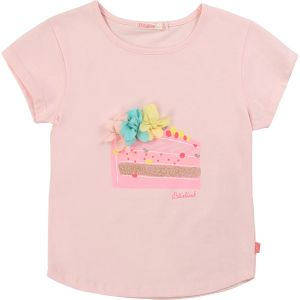 Billieblush Pink Cotton Cake T-Shirt