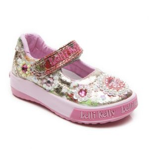 Lelli Kelly Baby Sweetheart Dolly Shoes