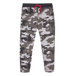 3Pommes Cotton Camouflage Joggers