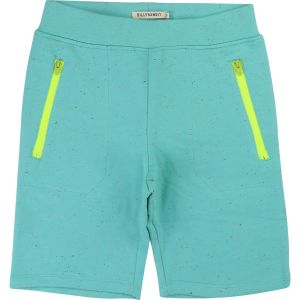 Billybandit Boys Turquoise Cotton Jersey Shorts