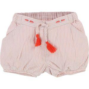 Carrément Beau Baby Girl's Pin Striped Shorts