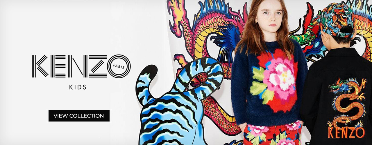 Kenzo Kids Autumn Winter 2019