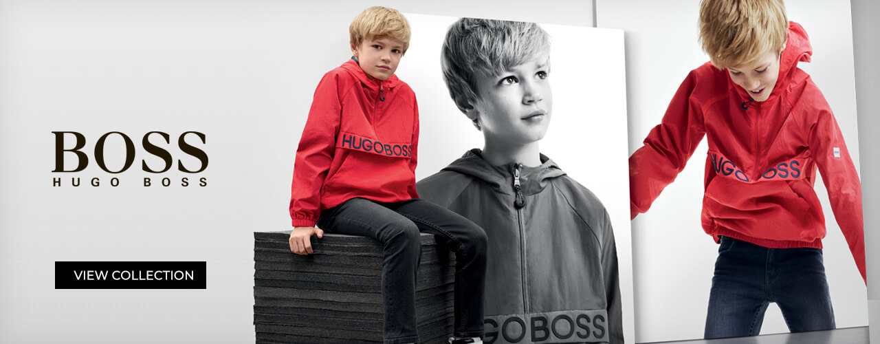 HUGO BOSS Autumn Winter 2019