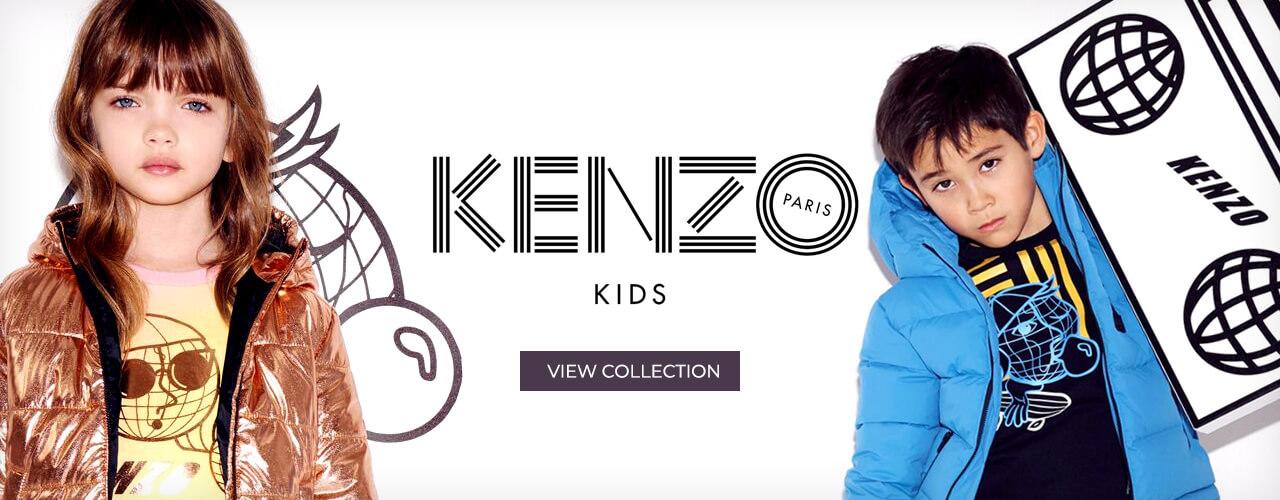 Kenzo Kids Winter 2019