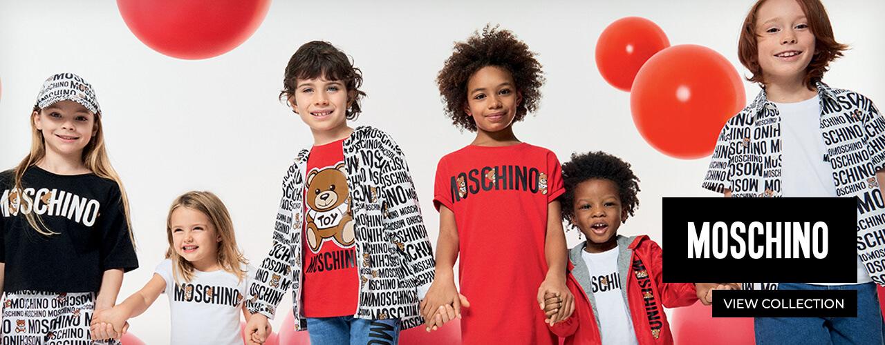 Moschino Kids Spring Summer 2020